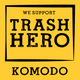 Trash Hero is a volunteer movement that does weekly cleanups and reduces trash through education and greener solutions. By supporting Trash Hero we make a difference!